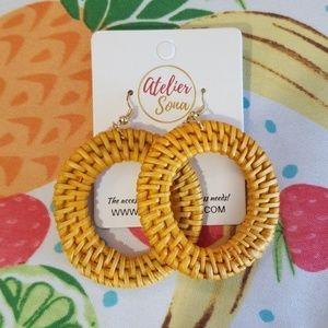 🌞🌞 Fun summer earrings